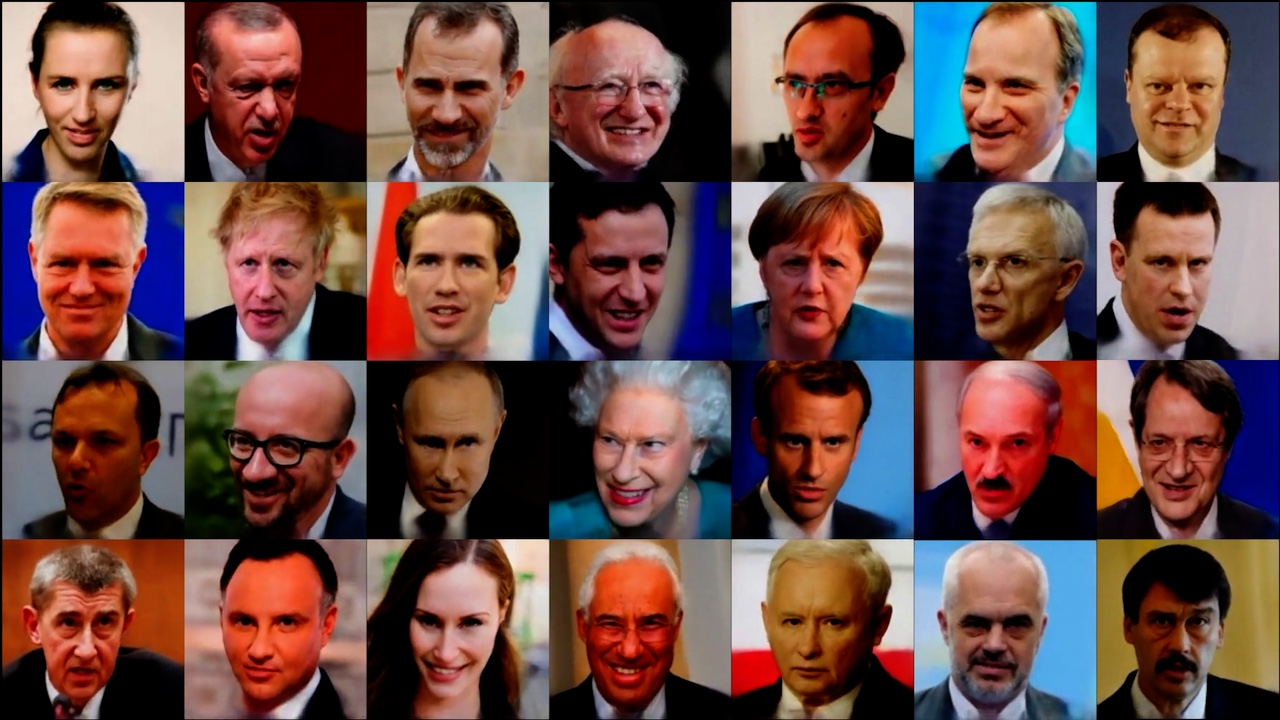 VirtualPolitik 28 Heads